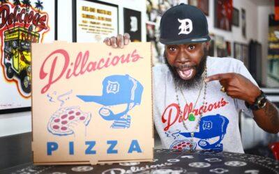 J Dilla – Pizza Box & T-Shirt